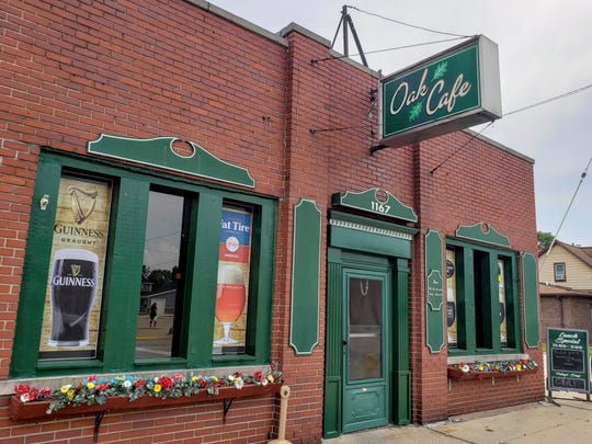 Now known as a place for craft beer heads, the Oak Cafe has been in business on Oak Street in Wyandotte since 1941.