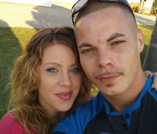 Mitchell Arnswald and Stephanie Harvell were arraigned Friday on home invasion and possession of burglary tools charges.