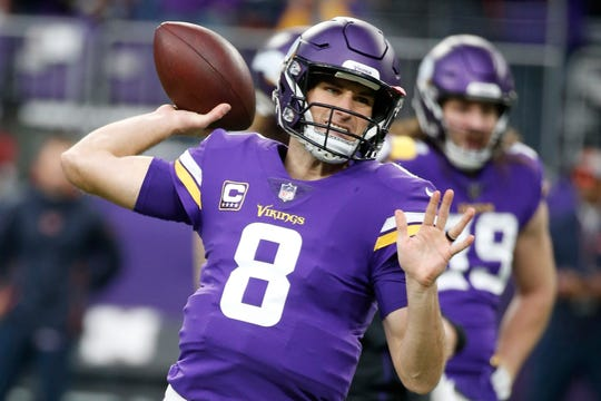 After signing Kirk Cousins to an $84 million contract, the Vikings took a step back and missed the playoffs last season.