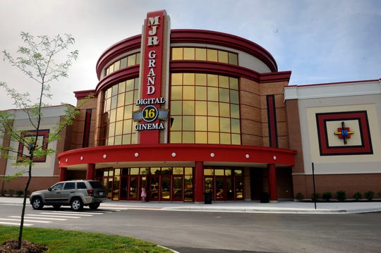 Bloomfield Hills-based MJR Digital Cinemas, which has 10 theaters in Metro Detroit, is being sold to a Belgian company.