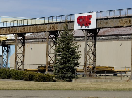 The Chemung County Sheriff's Office was investigating a bomb threat Tuesday at rail car manufacturer CAF USA in Elmira Heights.