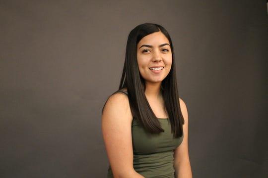Dafne Perea, Poudre High School