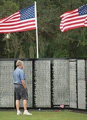 Vietnam memorial visits Fort Myers' JetBlue Park to celebrate