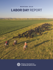 The state released its annual Labor Day Report on Tuesday.