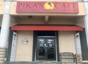 Pika's Cafe in Tamuning.