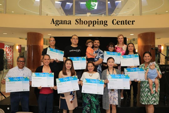 The Guam Visitors Bureau proudly welcomed its newest Håfa Adai Pledge members to the program - Vitamin World, Sky Zone Guam, Express Care Health and Skin Center, Snowberry Dessert Cafe, Project Matrix VR, and Stickers Express on Aug. 30. Agana Shopping Center, New Memories, SM Guam, Inc. dba SM Island and Fizz & Co. also joined the ceremony to renew their pledges. Agana Shopping Center was one of the first businesses to take the pledge nine years ago, according to the release.