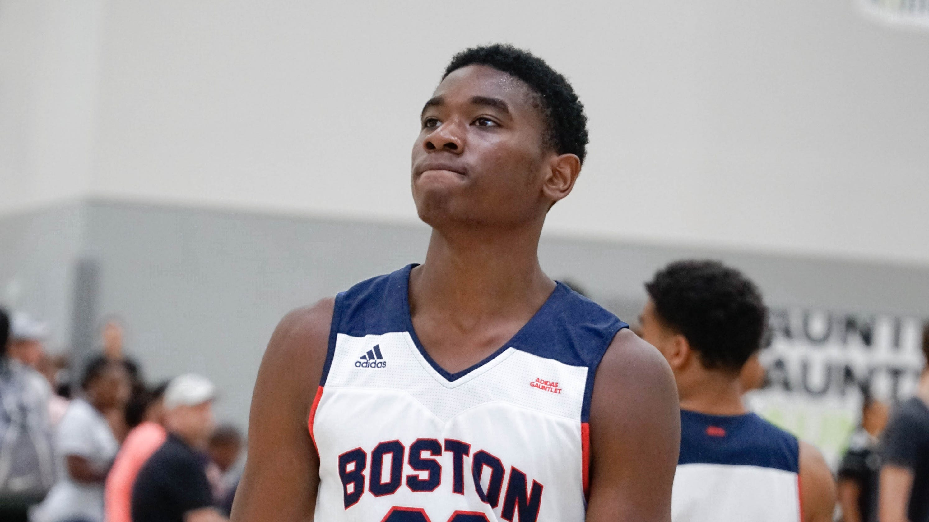 Top Paid Nba Players 2020.Indiana Basketball Gets 2020 Commitment From Jordan Geronimo