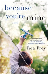 """Rea Frey is author of the thriller """"Because Your Mine."""""""