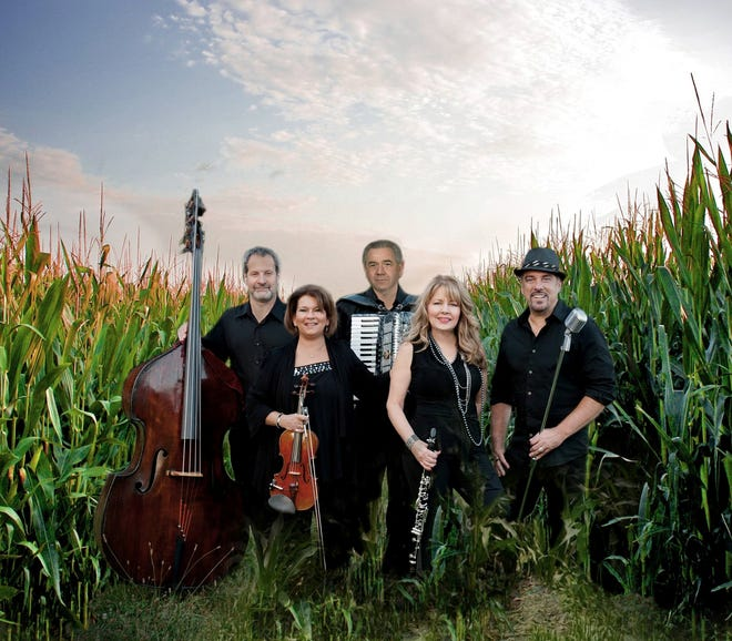 The INDYKLEZ ensemble will perform at 7:30 p.m. Sept. 12 at Carnahan Hall.