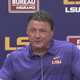 Ed Orgeron on LSU vs. Texas: 'This is a big game, and they know it'