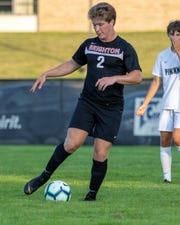 Seth Bedford had a goal and five assists last season for Brighton, making second-team all-county.