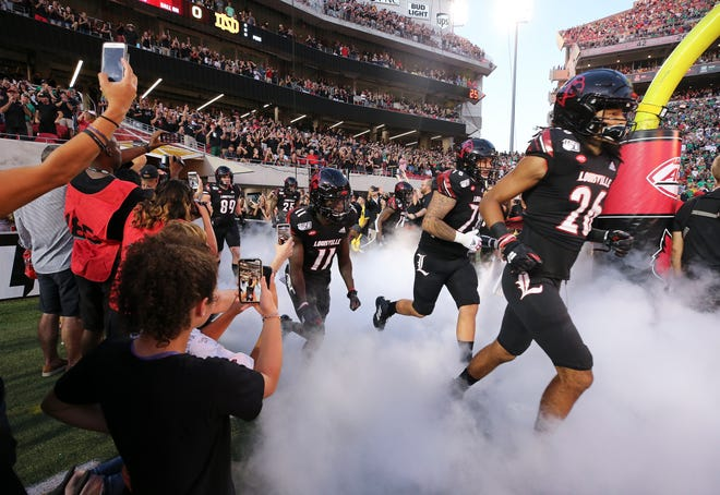 U of L recently announced that it will allow full capacity at its home football games this season.