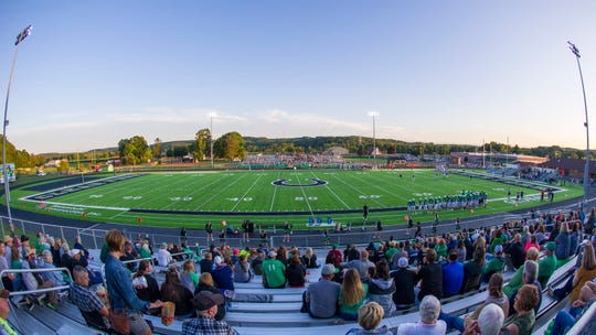 Clear Fork dedicated its new turf field at the Colt Corral a couple of weeks ago in a scrimmage against Madison. The Colts will play their first official game on the carpet Friday night in their home opener against Granville.