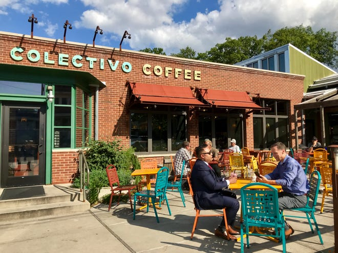 Colectivo Coffee workers, including those at its cafe at  6745 W. Wells St., in Wauwatosa, have initially tied on a union organizing vote.