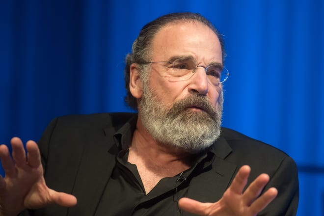 """Mandy Patinkin takes the stage at the Riverside Theater with """"Mandy Patinkin in Concert: Diaries"""" Nov. 5."""