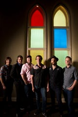 Old Crow Medicine Show performs Thursday at the Montgomery Performing Arts Centre.