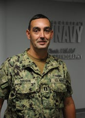 Lt. Jeffrey Dodson,