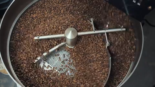 Friends turn passion for coffee into new business.