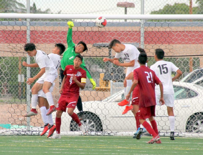 In this August 20th home loss the 'Cats had trouble keeping Chaparral out of the goal in a 4-1 decision.