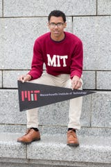 RonaldDavis III, the valedictorian of the 2014 Oñate High School graduating class, has been awarded a presidential fellowship to continue his studies at Massachusetts Institute of Technology. Davis graduated from MIT in May 2018 with degrees in electrical engineering and physics. He'll be pursing a PhD at MIT as well.