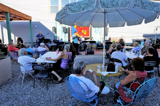 The weekly Jazz Jams presented by the San Juan Jazz Society in the HEart Space at Studio 116 in downtown Farmington have been the San Juan Jazz Society's most visible and successful program.