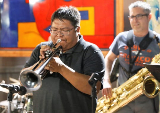 San Juan Jazz Society president Delbert Anderson believes his organization has had a major impact on the local live music scene despite only having been around for approximately six months.