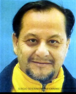 Sergio Seferino Boyle-Cardiel was arrested on an open count of murder.
