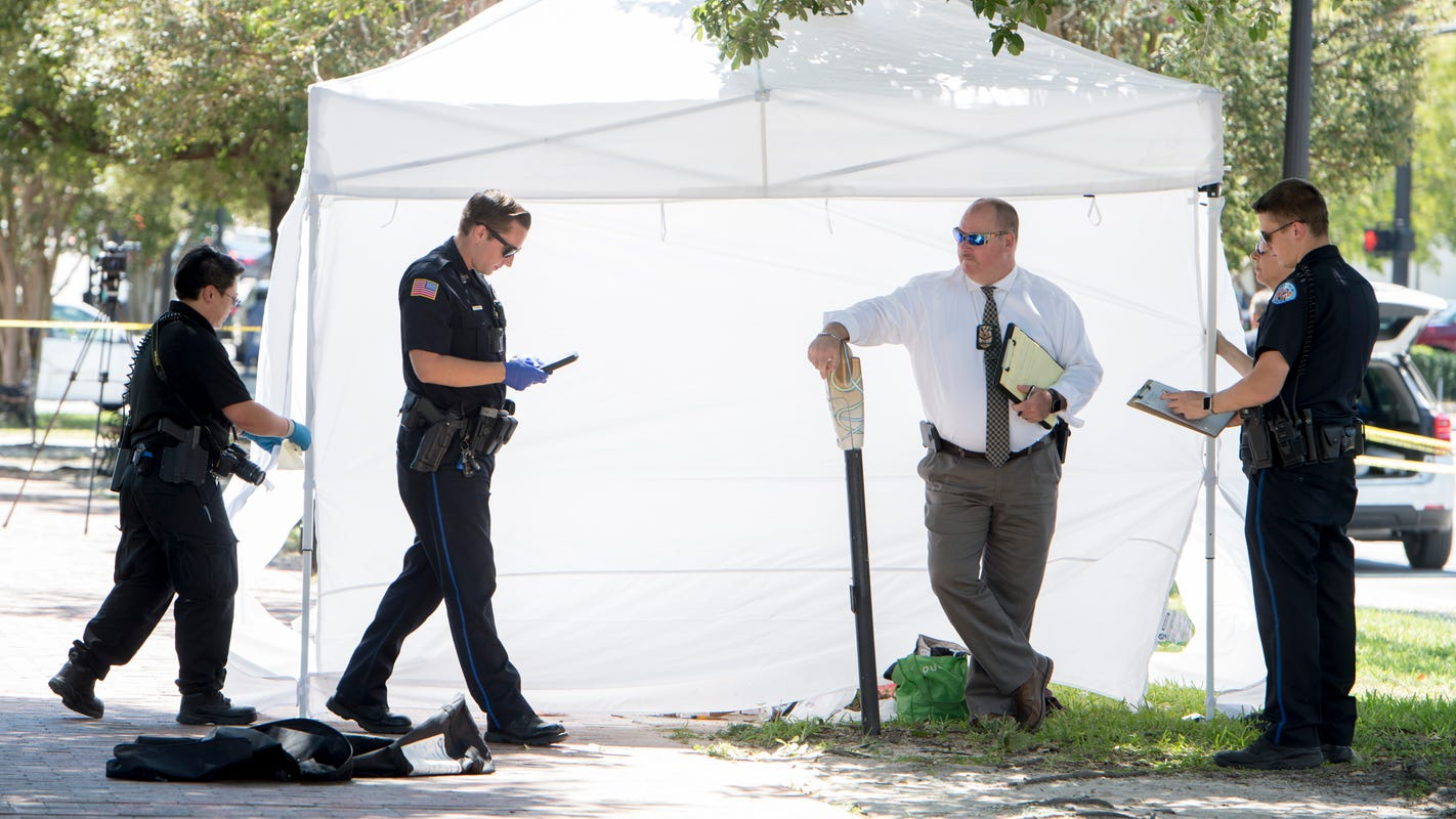 Police investigate after body found in downtown Pensacola