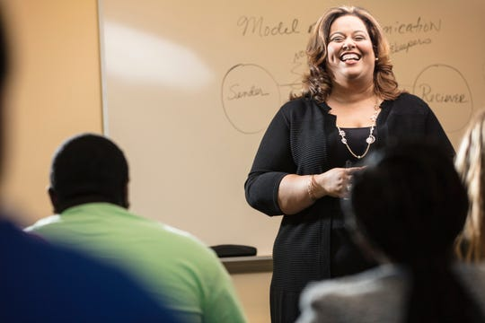 Kim LeDuff has been named vice president of the newly combined Division of Academic Engagement and Student Affairs at the University of West Florida.