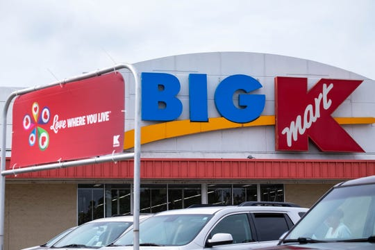 After nearly 40 years Marine City's Kmart was closed. The location was one of only 11 left in Michigan after the store's parent company shuttered several retail locations over the past few years.