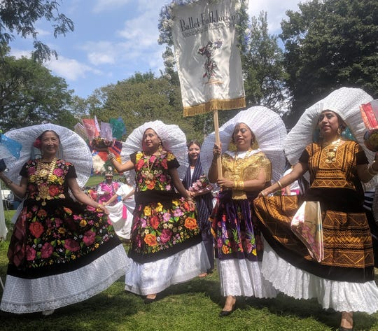 Grupo Folklórico's Guelaguetza dance festival receives an Arts Award Special Citation.
