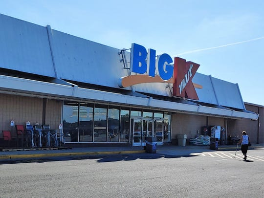 Kmart, 1005 Wayne Ave., Chambersburg, is in line to close come December. Pictured Sept. 3, 2019.