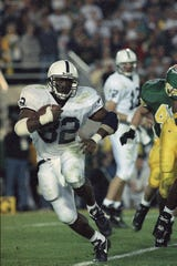 Ki-Jana Carter and other members of the 1994 team will be honored on Saturday.