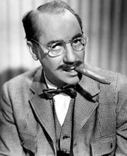 Julius Henry Marx (aka Groucho) was a comedic movie and television superstar who influenced Woody Allen, Jimmy Fallon, Stephen Colbert and Ricky Gervais, among many others. Groucho and his brothers appeared onstage in Richmond at the height of vaudeville, and also in Muncie, where Groucho recounted in his autobiography a misadventure he had in 1909 when he was just 19 years old.