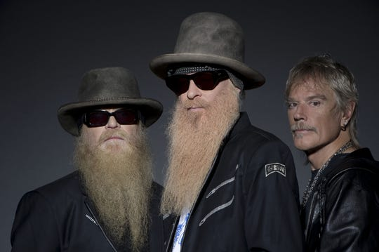 ZZ Top's 50th anniversary tour will include a sold-out stop at OC Bikefest on Friday, Sept. 13, with special guest Cheap Trick.