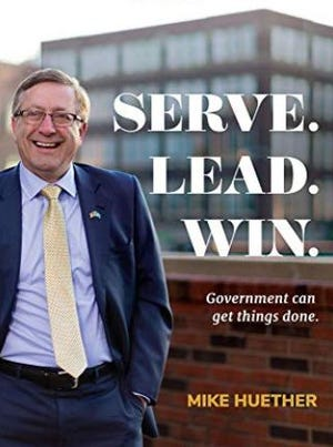 """Serve. Lead. Win.: Government can get things done"" was published last month."