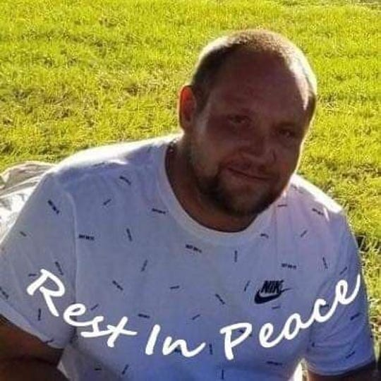 Rick Cargill, 35, was killed after the motorcycle he was riding crashed into a curb in Sioux Falls on Aug. 31, 2019.