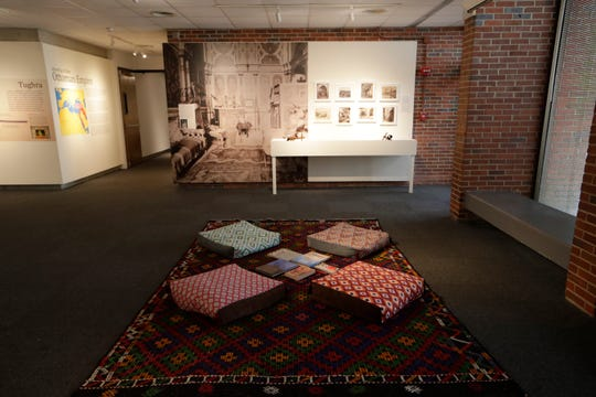 """An exhibit titled """"Identity in the Ottoman Empire"""" is on display at the Florida State University Museum of Fine Arts until Saturday, Nov. 9, 2019."""