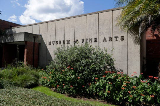 """The staff at FSU's Museum of Fine Arts has generated new activities to attract visitors to make virtual trips to the museum through a new """"MoFA at Home"""" initiative."""