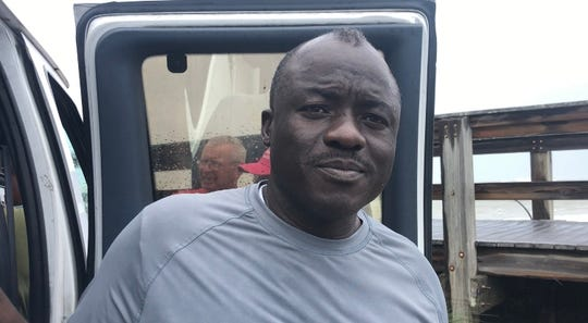 Joel Edden, 56, is trying to contact his mother and brother who are currently living in Freeport, Bahamas. Edden has tried calling all day Tuesday, September 2, 2019 to no avail.