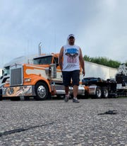 El Paso native Raul Garcia, 35, who was killed in the Odessa shooting, had worked as a commercial truck driver since he was 18 years old.