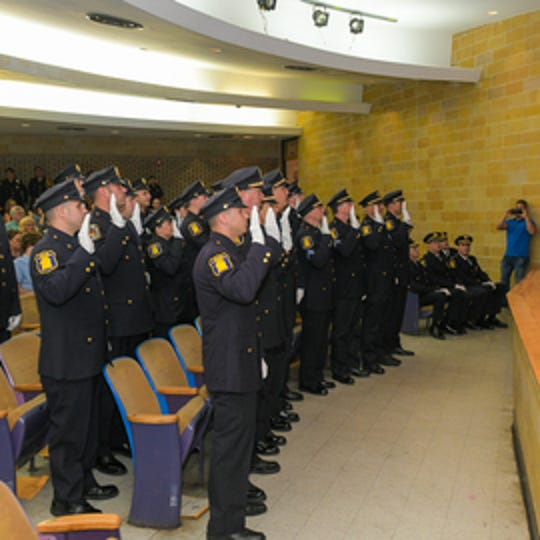 Yonkers Police Promotion