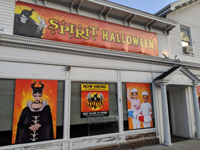 Spirit Halloween is planning to open in San Angelo for the 2020 season in early September.