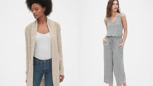 Gap is my go-to for comfy basics that are incredibly affordable.