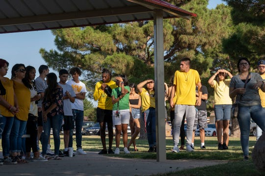 Texas shooting unites Odessa teens 'as one' to make a difference