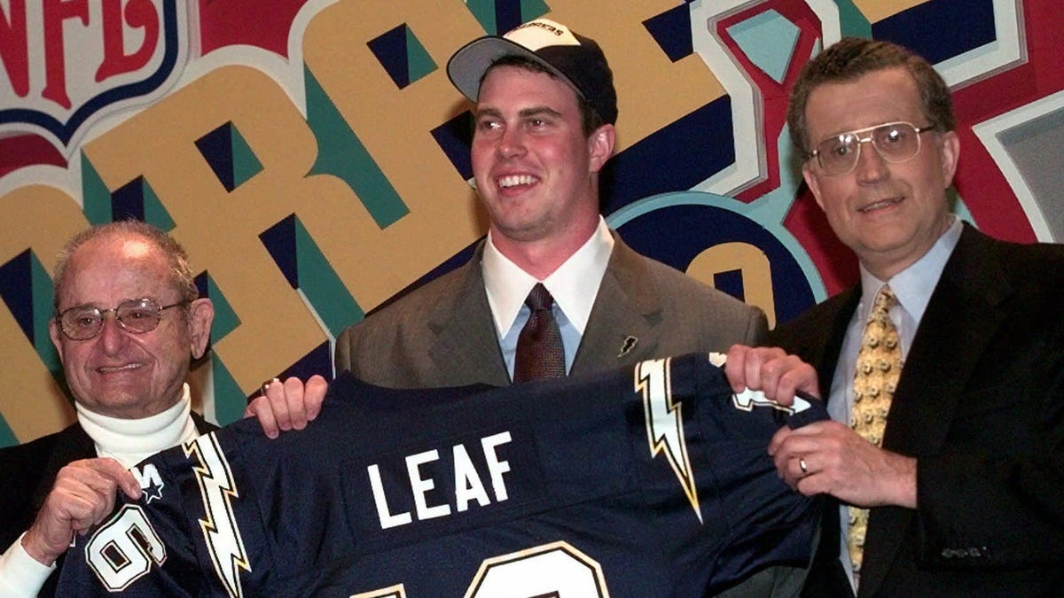 NFL draft disasters: 101 biggest busts in history, with QBs leading list