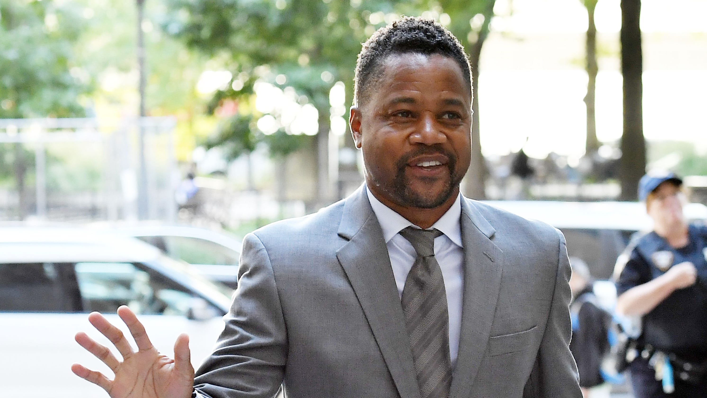 Cuba Gooding Jr. groping trial in NYC postponed until October