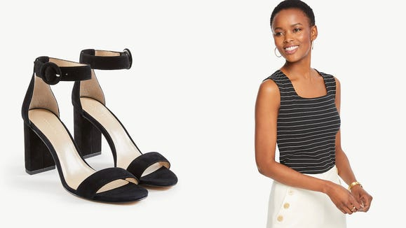 Working gals will love Ann Taylor's sophisticated styles, especially those on sale.