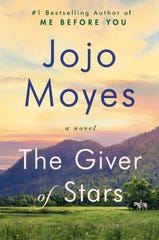 """The Giver of Stars,"" by Jojo Moyes."