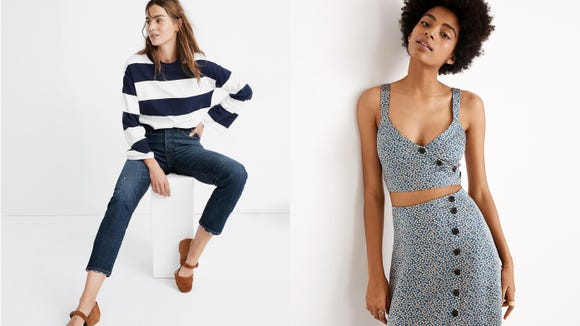 Madewell's denim is incredibly high-quality, and now is the time to stock up.
